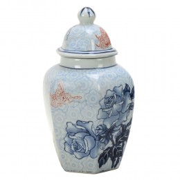 Pot de Rose Hexagonal Chinois