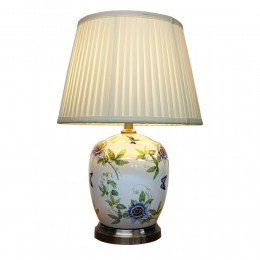 Lampe de table chinoise Passion (Paire)