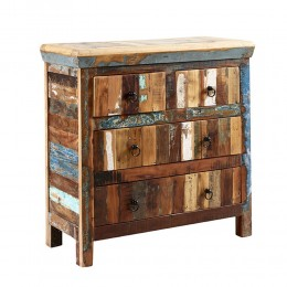 Coastal Commode 4 tiroirs