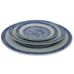 Set de 6 assiettes - Medium