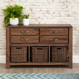 Mayan Console Table Buffet