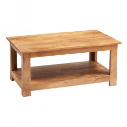 Toko table basse mangue ouverte