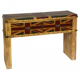 London Calling Console Table